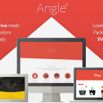 قالب Angle Flat