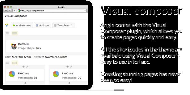 قالب Angle Flat Responsive Bootstrap MultiPurpose Theme- WordPressTools