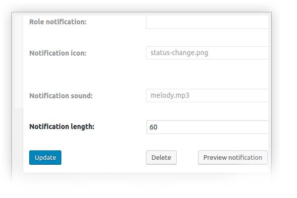 پلاگین Yith Desktop Notifications For Woocommerce Premium