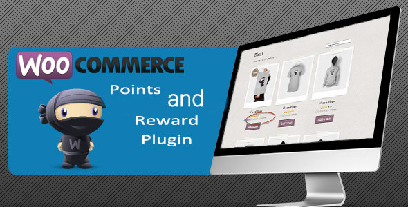 افزونه WooCommerce Points and Rewards
