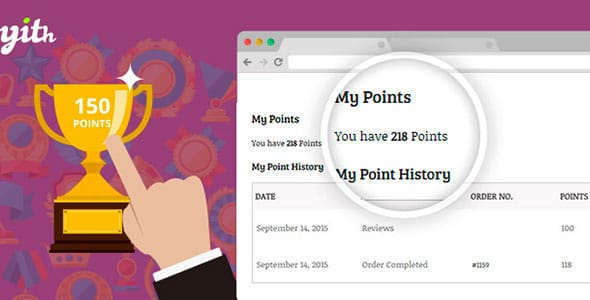 افزونه YITH WooCommerce Points and Rewards Premium