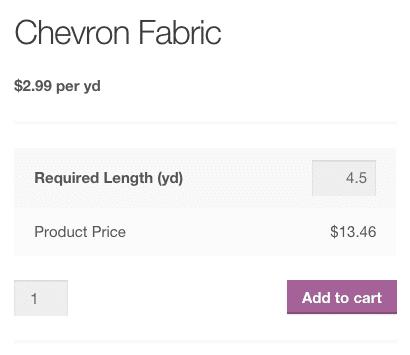 افزونه ووکامرس WooCommerce Measurement Price Calculator
