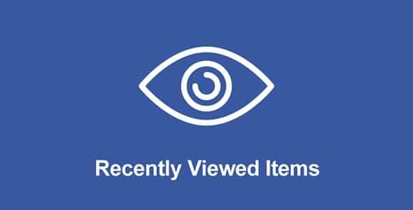 افزونه EDD Recently Viewed Items