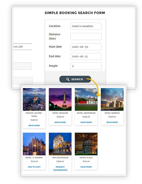 افزونه ووکامرس YITH Booking for WooCommerce Premium