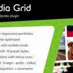 افزونه Media Grid