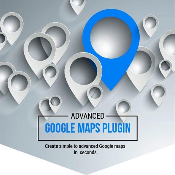 افزونه نقشه گوگل وردپرس