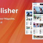 قالب publisher