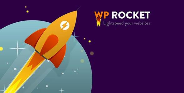 افزونه وردپرس wp rocket